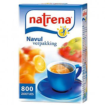 Natrena Nachfüllpackung 800 süße 51g