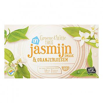 AH Grüner und weißer Tee Jasmin und Orangenblüte 20 Beutel 30g