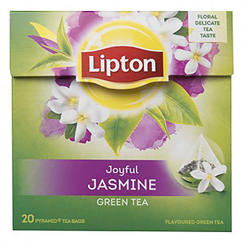 Lipton Joyful jasmine green tea 20 bags 36g