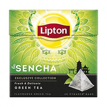 Lipton Sencha grøn te 20 poser 36g
