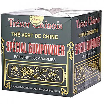 Trésor Chinois Spécial gunpowder thé vert de Chine 250g