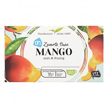 AH Zwarte thee mango 20 zakjes 30g
