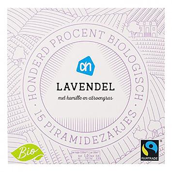 AH Lavendel 15 zakjes 23g