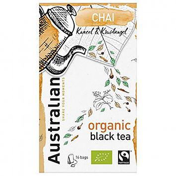 Australian Chai Zimt und Nelken 16 Beutel 26g