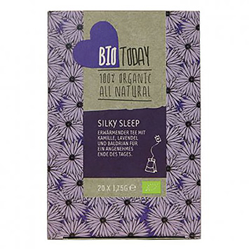 BioToday Silky sleep 20 sacs de 35g