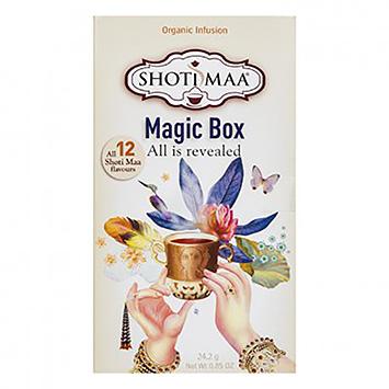 Shoti maa Magic Box 12 Beutel 24g
