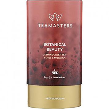 Teamasters Botanical beauty 60g