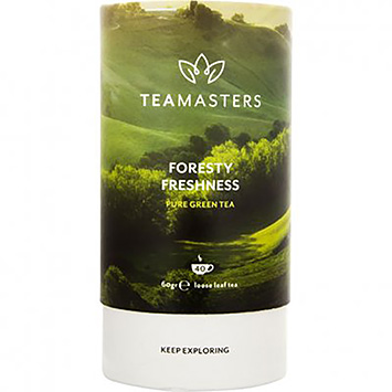 Teamasters Foresty freshness 60g