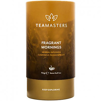 Teamasters Fragrant mornings 60g