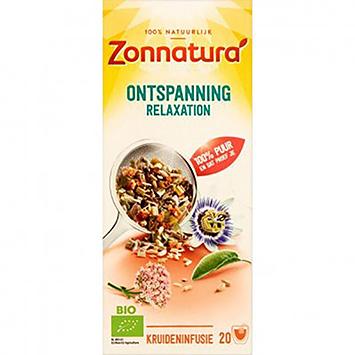 Zonnatura Kräutertee Entspannung 40g
