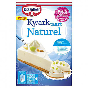 Dr. Oetker Cheesecake naturlig 408g